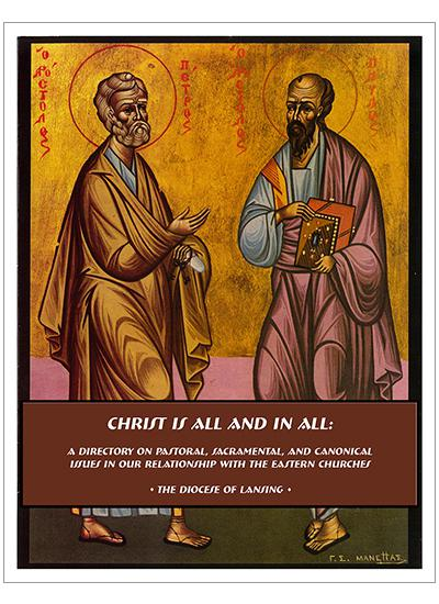 Christ is All and in All | FAITH Catholic Store