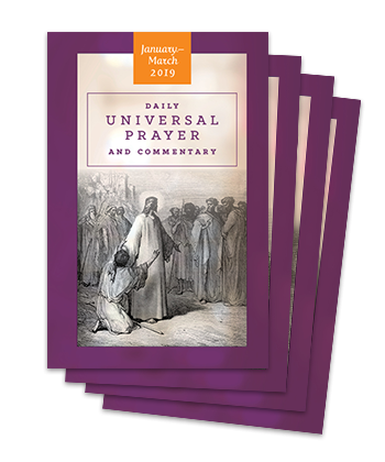 Daily Universal Prayer and Commentary Subscription | FAITH ...